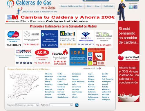 Plan Renove Calderas Individuales