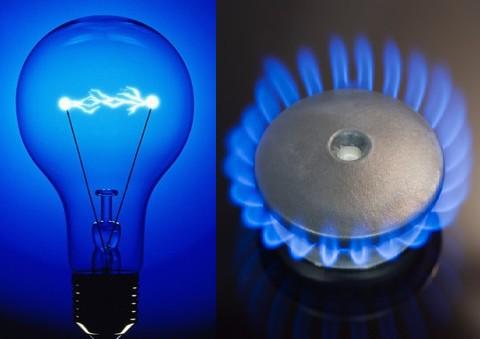 gas o electricidad