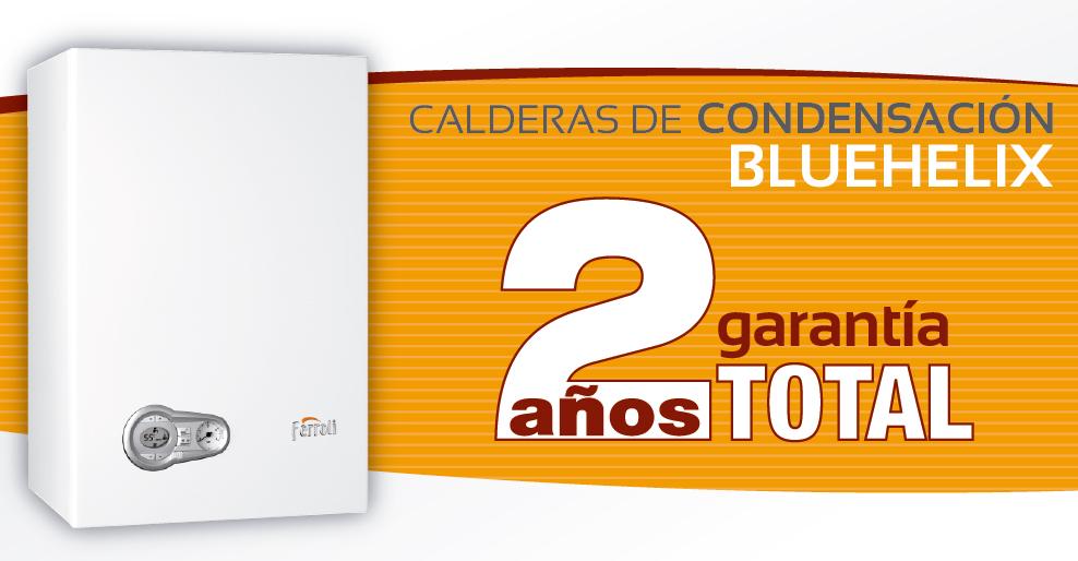 Caldera de Condensación Blue Helix
