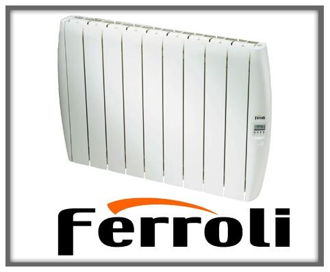 radiadores de Ferroli