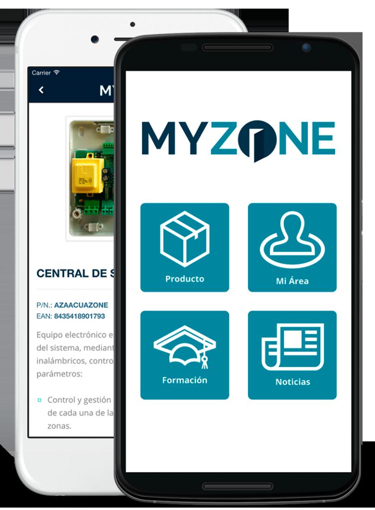Aparariencia Myzone